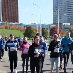 """Vilnius 10 km run, """"Run with Živilė Balčiūnaitė"""". - Skaistė Ališauskaitė (345)"""