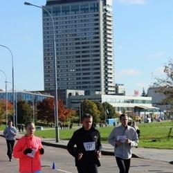 """Vilnius 10 km run, """"Run with Živilė Balčiūnaitė"""". - Gintaras Makštutis (117)"""