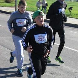"""Vilnius 10 km run, """"Run with Živilė Balčiūnaitė"""". - Tautvydas Gančauskas (223)"""