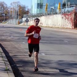 """Vilnius 10 km run, """"Run with Živilė Balčiūnaitė"""". - Modestas Dirsė (320)"""