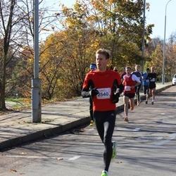 """Vilnius 10 km run, """"Run with Živilė Balčiūnaitė"""". - Marius Noreika (2540)"""