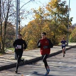 """Vilnius 10 km run, """"Run with Živilė Balčiūnaitė"""". - Evaldas Nausėda (289)"""
