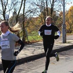 """Vilnius 10 km run, """"Run with Živilė Balčiūnaitė"""". - Dalius Dakinevičius (152)"""