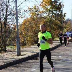 """Vilnius 10 km run, """"Run with Živilė Balčiūnaitė"""". - Nerijus Radavicius (2218)"""