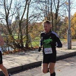 """Vilnius 10 km run, """"Run with Živilė Balčiūnaitė"""". - Arūnas Vaišvila (2495)"""