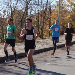 """Vilnius 10 km run, """"Run with Živilė Balčiūnaitė"""". - Andrius Bursovas (252)"""