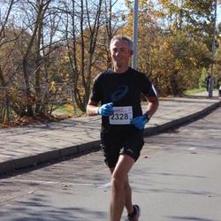 """Vilnius 10 km run, """"Run with Živilė Balčiūnaitė"""". - Vytautas Ledakas (2328)"""