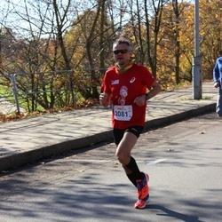 """Vilnius 10 km run, """"Run with Živilė Balčiūnaitė"""". - Dainius Petkevicius (2081)"""