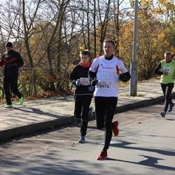 """Vilnius 10 km run, """"Run with Živilė Balčiūnaitė"""". - Deimantas Mitka (2474)"""