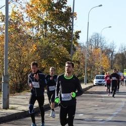 """Vilnius 10 km run, """"Run with Živilė Balčiūnaitė"""". - Sarunas Stepukonis (2600)"""