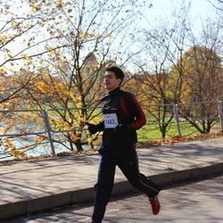 """Vilnius 10 km run, """"Run with Živilė Balčiūnaitė"""". - Tautvydas Strioga (2483)"""