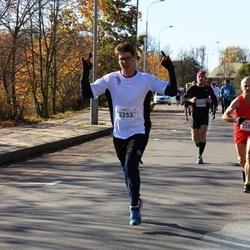 """Vilnius 10 km run, """"Run with Živilė Balčiūnaitė"""". - Povilas Milašius (2253)"""
