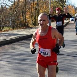 """Vilnius 10 km run, """"Run with Živilė Balčiūnaitė"""". - Jonas Karalius (2354)"""