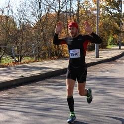 """Vilnius 10 km run, """"Run with Živilė Balčiūnaitė"""". - Viktoras Chadyšas (2546)"""