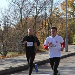 """Vilnius 10 km run, """"Run with Živilė Balčiūnaitė"""". - Aleksandras Zaicevas (2186), Vytautas Naujokas (2595)"""