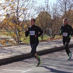"""Vilnius 10 km run, """"Run with Živilė Balčiūnaitė"""". - Tadas Černauskas (2139)"""