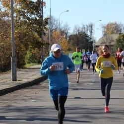 """Vilnius 10 km run, """"Run with Živilė Balčiūnaitė"""". - Tomas Segalis (2576)"""