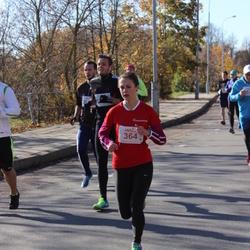 "Vilnius 10 km run, ""Run with Živilė Balčiūnaitė"". - Kristina Zajankovskaja (364)"