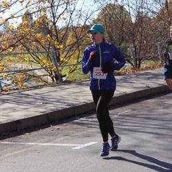 """Vilnius 10 km run, """"Run with Živilė Balčiūnaitė"""". - Greta Juozaponyte (293)"""