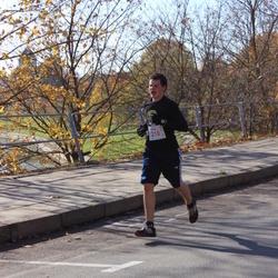 """Vilnius 10 km run, """"Run with Živilė Balčiūnaitė"""". - Paulius Lukošiūnas (210)"""