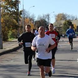 """Vilnius 10 km run, """"Run with Živilė Balčiūnaitė"""". - Vilius Petrauskas (2515)"""
