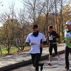 """Vilnius 10 km run, """"Run with Živilė Balčiūnaitė"""". - Lauras Aleksandravičius (2254)"""