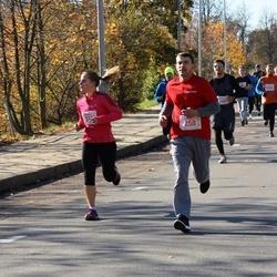 """Vilnius 10 km run, """"Run with Živilė Balčiūnaitė"""". - Dmitrij Černov (258)"""