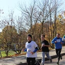 """Vilnius 10 km run, """"Run with Živilė Balčiūnaitė"""". - Kipras Daukantas (2527)"""