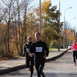 """Vilnius 10 km run, """"Run with Živilė Balčiūnaitė"""". - Domas Šimkūnas (2033)"""