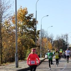 """Vilnius 10 km run, """"Run with Živilė Balčiūnaitė"""". - Svetlana Čerlina (2100)"""