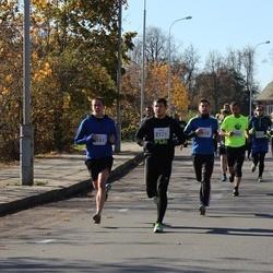 """Vilnius 10 km run, """"Run with Živilė Balčiūnaitė"""". - Voitech Koncanin (2171), Tomas Didžbalis (2490)"""