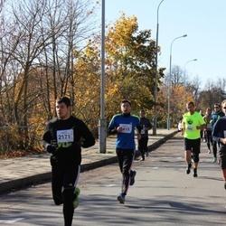 "Vilnius 10 km run, ""Run with Živilė Balčiūnaitė"". - Voitech Koncanin (2171)"
