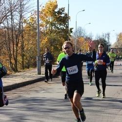 """Vilnius 10 km run, """"Run with Živilė Balčiūnaitė"""". - Tomas Didžbalis (2490)"""