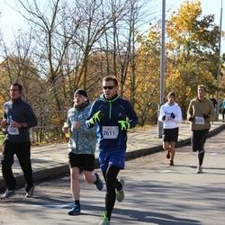 """Vilnius 10 km run, """"Run with Živilė Balčiūnaitė"""". - Giedrius Ambroževičius (2611)"""
