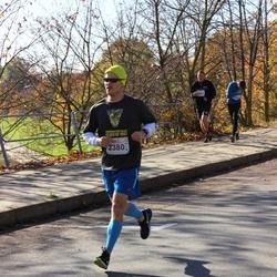 """Vilnius 10 km run, """"Run with Živilė Balčiūnaitė"""". - Dan Miller (2380)"""