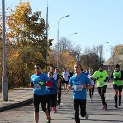 """Vilnius 10 km run, """"Run with Živilė Balčiūnaitė"""". - Šarūnas Kasnauskas (2407)"""