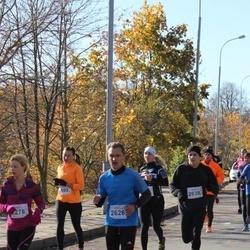 """Vilnius 10 km run, """"Run with Živilė Balčiūnaitė"""". - Audrius Karklys (2626)"""