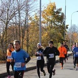 """Vilnius 10 km run, """"Run with Živilė Balčiūnaitė"""". - Audrius Karklys (2626), Sam Oliver (2638)"""