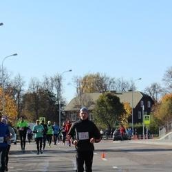 """Vilnius 10 km run, """"Run with Živilė Balčiūnaitė"""". - Linas Žalnieriūnas (378)"""
