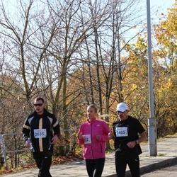 """Vilnius 10 km run, """"Run with Živilė Balčiūnaitė"""". - Viktoras Radajevas (2485), Rimas Bulvydas (2635)"""