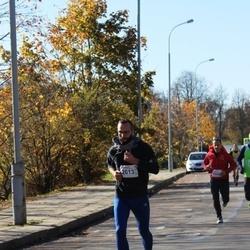 """Vilnius 10 km run, """"Run with Živilė Balčiūnaitė"""". - Saulius Storpirštis (2613)"""