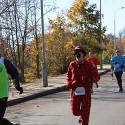 """Vilnius 10 km run, """"Run with Živilė Balčiūnaitė"""". - Ričardas Kvedaravičius (2005)"""