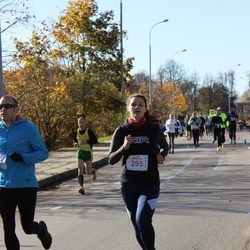 "Vilnius 10 km run, ""Run with Živilė Balčiūnaitė"". - Rasa Danilevičiūtė (295)"