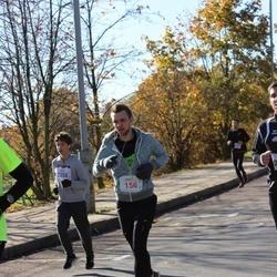 """Vilnius 10 km run, """"Run with Živilė Balčiūnaitė"""". - Aurimas Kraujalis (156)"""