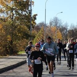 """Vilnius 10 km run, """"Run with Živilė Balčiūnaitė"""". - Irina Bieliauskiene (2389)"""