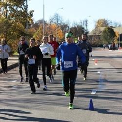 """Vilnius 10 km run, """"Run with Živilė Balčiūnaitė"""". - Aurimas Kalinka (2369)"""