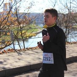 """Vilnius 10 km run, """"Run with Živilė Balčiūnaitė"""". - Andrius Kontrimas (2292)"""