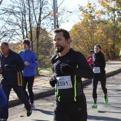"""Vilnius 10 km run, """"Run with Živilė Balčiūnaitė"""". - Justinas Dijokas (2591)"""
