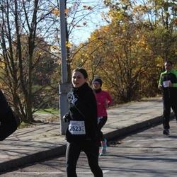 """Vilnius 10 km run, """"Run with Živilė Balčiūnaitė"""". - Asta Daudaitė (2523)"""