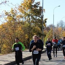 """Vilnius 10 km run, """"Run with Živilė Balčiūnaitė"""". - Linas Blažiūnas (2525), Dainius Virbickas (2555)"""
